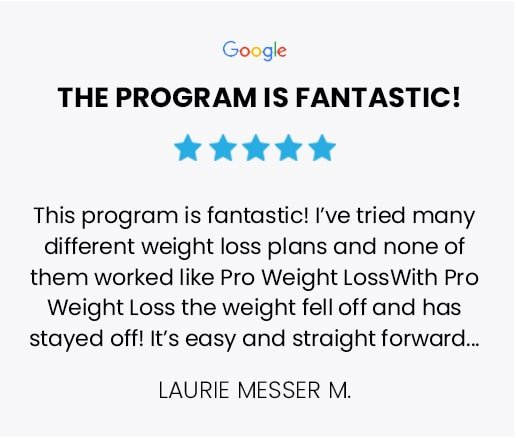 pro weight loss reviews and cost